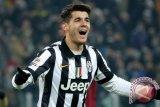 Alvaro Morata resmi berseragam Juventus dengan status pinjaman