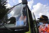 Menhub: Penumpang pilih bus bersetiker