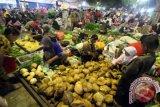 Harga Sayur Mayur di Agam Naik