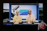 Wali Kota dan Wakilnya Jadi Penyiar Berita