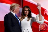 Staf Trump Organization Minta Maaf Soal Pidato Melania Trump