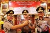 Krishna Murti Resmi Jabat Wakapolda Lampung