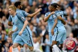 Manchester City Melaju ke Semi Final Piala FA