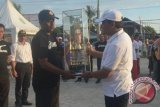 Kecamatan Jabiren Raya Absen Ikuti Turnamen Voli Bupati Cup Pulpis
