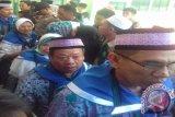 Wagub Melepas Keberangkatan 1.331 Calon Haji Sultra