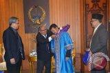 Syahrul dianugerahi Doktor Honoris Causa Universitas Malaysia