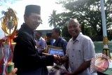 Ini Para Pemenang Lomba Kebersihan dan Keindahan di Ibu Kota Barito Utara