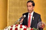 Presiden Pimpin Upacara Prasetya Perwira di Istana