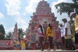 Umat Hindu di Jambi gelar ritual Melasti