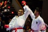 PON XX Papua : Karate bakal miliki juara baru kumite +84 kg
