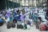 Wagub minta jaga kebersihan  asrama haji Palembang