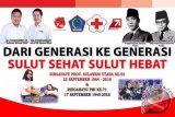 Bendera Raksasa Warnai Puncak Peringatan HUT PMI
