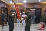Agus Yudhoyono Resmi Akhiri Tugas di Batalion Infantri Mekanis 203/AK