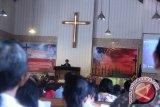 384 Pendeta Se-Kalimantan Bahas Revisi Peraturan GKE