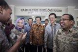 Mensesneg resmikan gedung baru Fakultas Biologi UGM