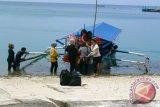 Wisatawan asal Palembang padati Pulau Pahawang Lampung