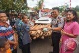 Salut! Polres Ini Menyambangi Sejumlah Desa Di Kapuas