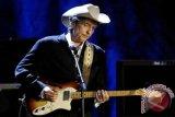 Bob Dylan raih Nobel Kesusastraan