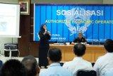 Bea Cukai Sosialsiasikan Authorized Economic Operator (AEO)