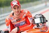 Marc Marquez Gagal Finish, Dovizioso Juarai MotoGP Silverstone