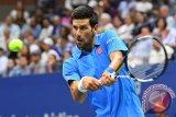 Djokovic Tumbangkan Goffin di ATP World Tour Finals