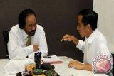 Presiden Jokowi Terima Surya Paloh