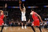 Murray bawa Nuggets sama kedudukan 1-1 dengan Spurs