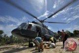 Satu Orang Selamat Dalam Kecelakaan Helikopter