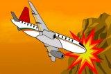 Kapolda Kepri: Pesawat Jatuh ke Laut Hidung Kebawah dan terjadi Ledakan