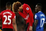 Fellaini hengkang dari United ke klub China