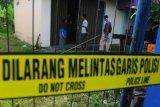 Terduga teroris A di Palembang simpan senjata tajam khusus