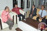 Pengurus Gereja HKBP Audiensi dengan Gubernur