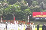 Panglima TNI Lantik 166 Perwira Prajurit Karier