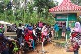 Danau Kemuning Lampung Timur Perlu Fasilitas Pendukung