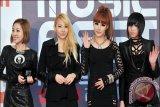 Sebelum Bubar, 2NE1 Rilis Single Terakhir