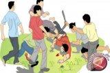 Seorang pemuda tewas di keroyok dengan senjata tajam