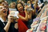Riset buktikan baca Harry Potter buat orang jadi lebih baik
