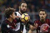 Higuain pemain Juventus terakhir yang kembali ke Italia