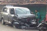 Sopir minibus tewas akibat kecelakaan di Mukomuko
