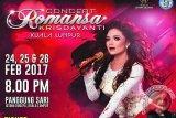 Dua Menteri Malaysia hadiri Konser Krisdayanti