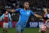 Gabriel Jesus belum tentu dimainkan di Piala FA