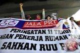 DPR diminta segera bahas dan sahkan UU Perlindungan PRT
