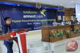 Pemkab-KPP Pratama Bulukumba Sosialisasi Amnesti Pajak
