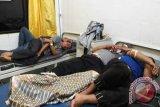 Bus Rombongan Kepala Sekolah Terguling di Sumbawa