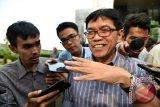 KPK jemput paksa tersangka eks petinggi Garuda Hadinoto Soedigno