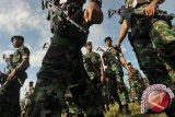 Keren! 25 Putra Pedalaman Lulus Seleksi Bintara TNI