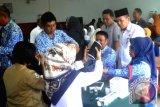 Barito Utara Periksa Kesehatan 145 Calon Haji