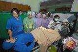 Korcab VI Jalasenastri Ingatkan Bahaya Kanker Payudara