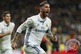Sergio Ramos sejatinya sebagai 'petarung', puji Solari