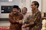 Soekarwo sambut Jokowi di Malang